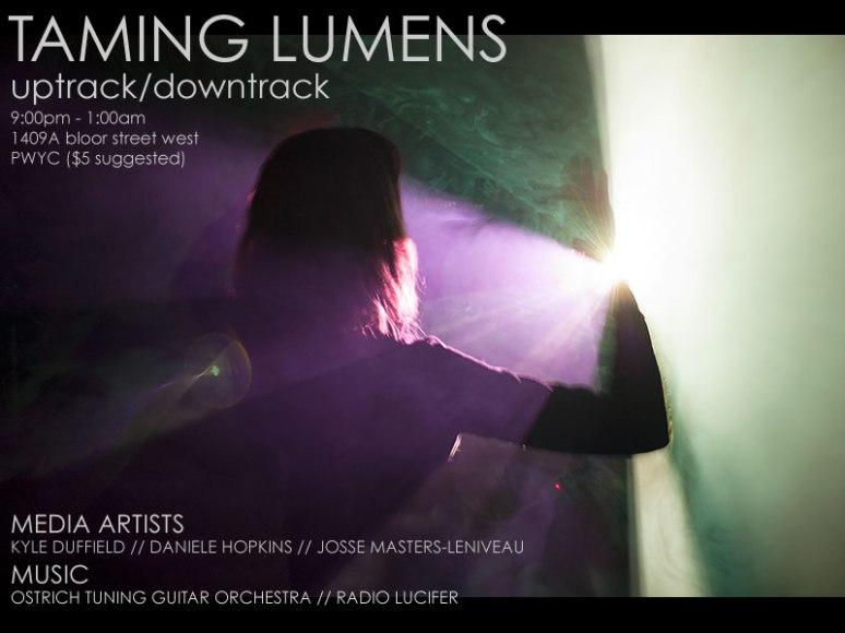 Taming Lumens
