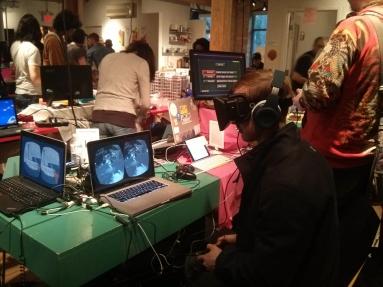 TCAF Game Altar on Oculus Rift 2